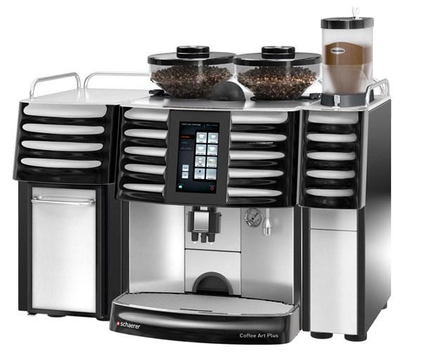 Schaerer Coffee Art Kaffeevollautomat-1