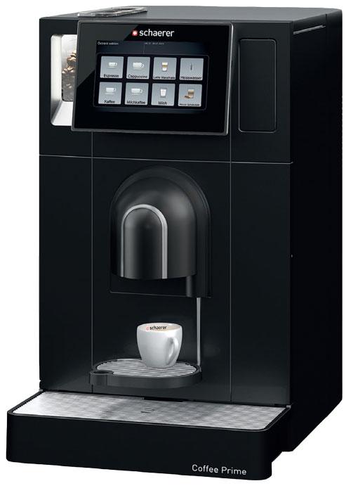 Schaerer Coffee Prime Kaffeevollautomat