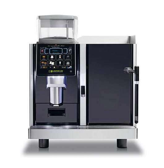 e2m eversys Kaffeevollautomat